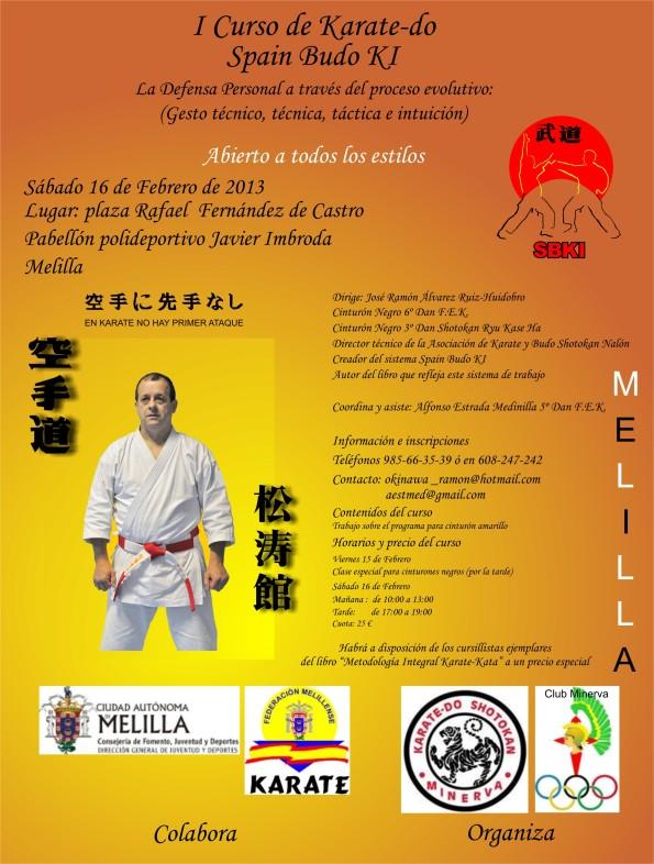 Curso Ramon Melilla_2013