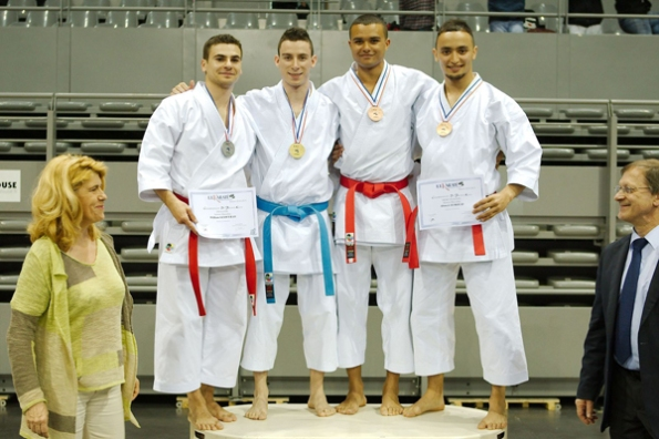 Championnats de France Kata 2015