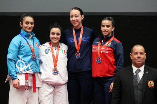 Results 46th EKF Junior & Cadet and U21 Championships